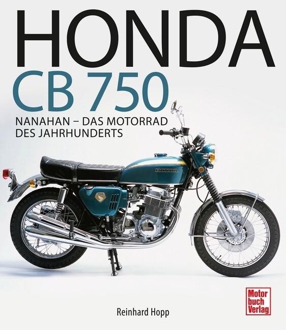 Honda CB 750 als Buch