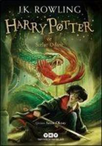 Harry Potter 2 ve Sirlar Odasi. Harry Potter und die Kammer des Schreckens als Taschenbuch