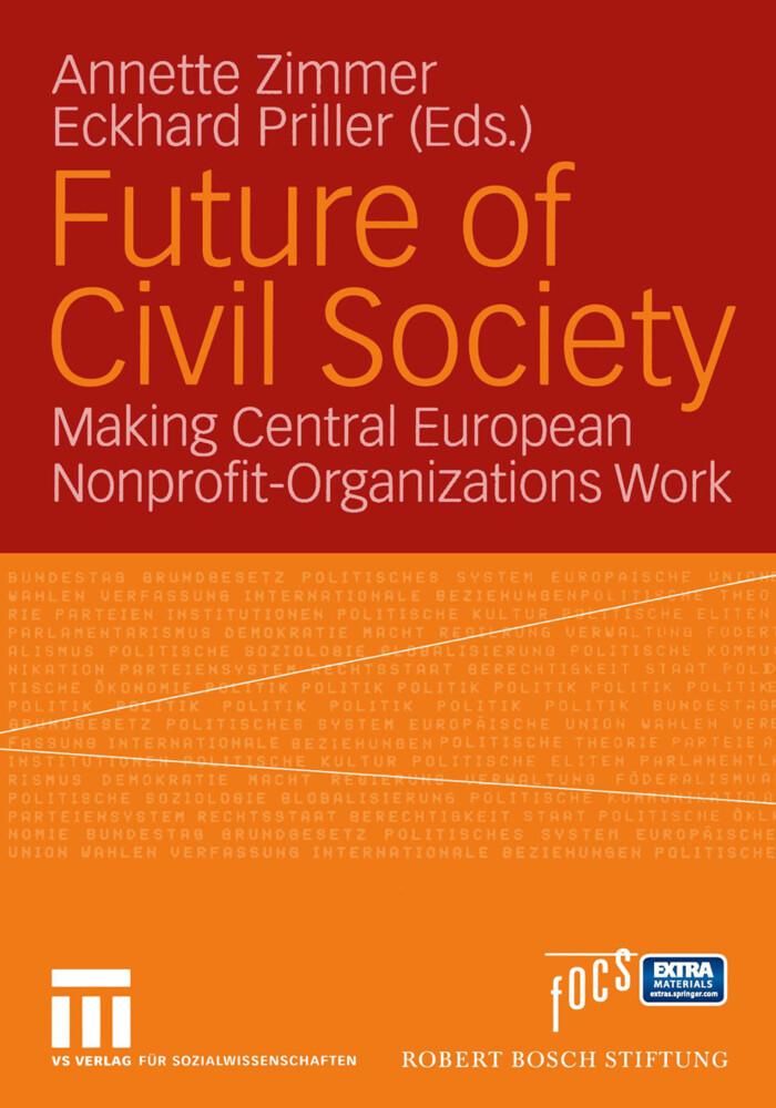 Future of Civil Society als Buch