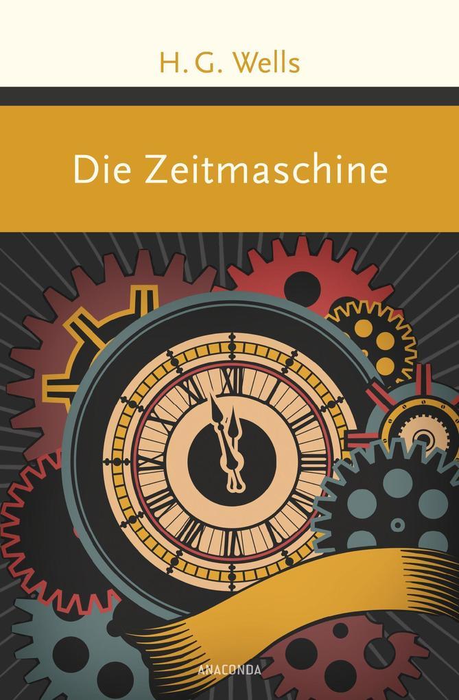 Die Zeitmaschine als Buch
