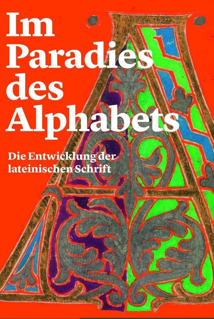 Im Paradies des Alphabets als Buch von
