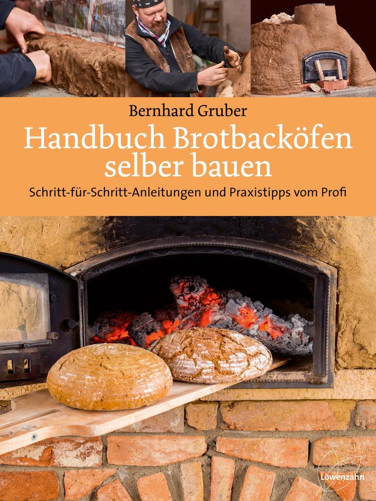 Handbuch Brotbacköfen selber bauen als Buch