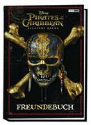 Disney Pirates of the Caribbean: Salazars Rache - Freundebuch