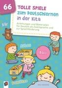 66 tolle Spiele zum Deutschlernen in der Kita