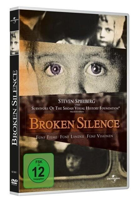 Broken Silence als DVD