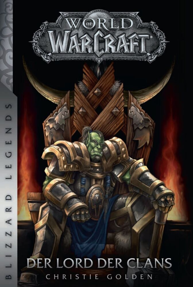 World of Warcraft - Der Lord der Clans als Buch...