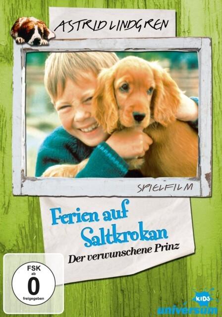 Ferien auf Saltkrokan - Der verwunschene Prinz als DVD