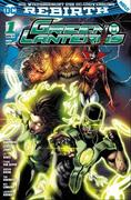 Green Lanterns 01: Planet des Zorns