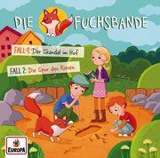 Die Fuchsbande 01 -Fall 1: Der Skandal im Hof / Fall 2: Die Spur des Riesen