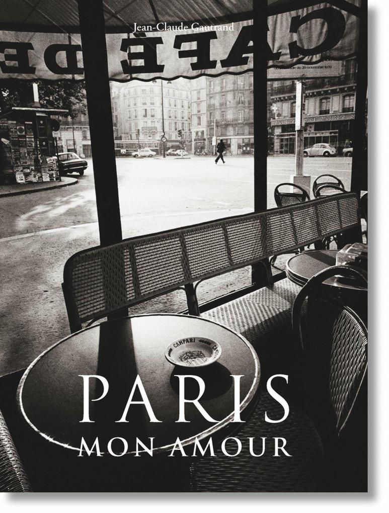 Paris Mon Amour als Buch