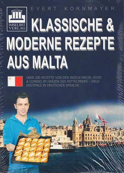 Klassische & moderne Rezepte aus Malta als Buch