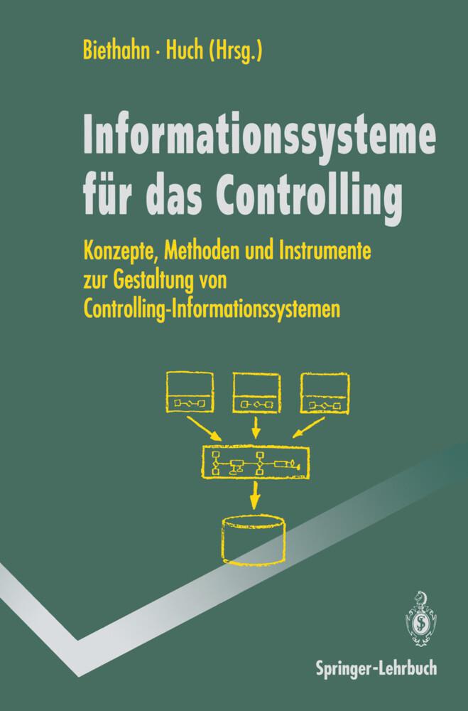 Informations-systeme für das Controlling als Buch