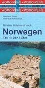 Mit dem Wohnmobil nach Norwegen. Teil 1: Der Süden