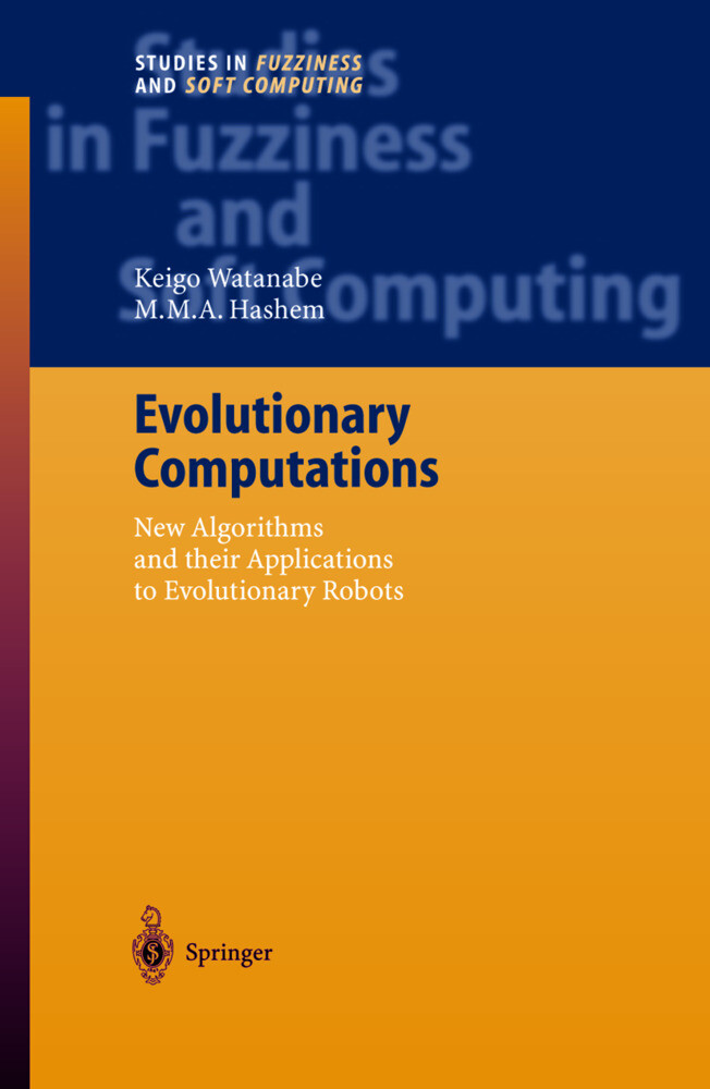 Evolutionary Computations als Buch