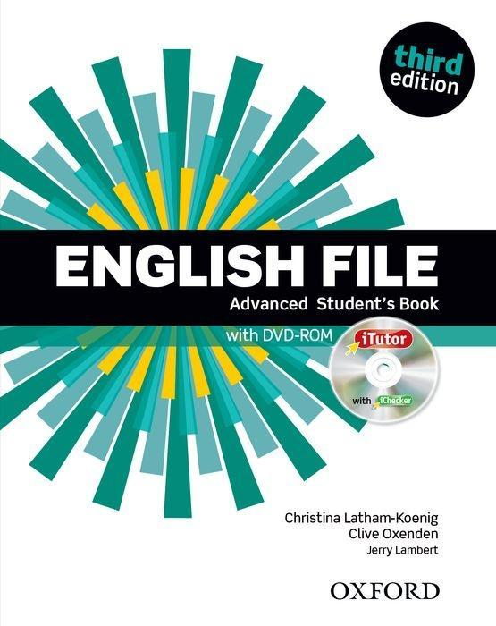 English File: Advanced. Student´s Book with iTu...