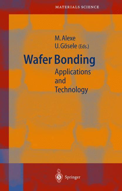 Wafer Bonding als Buch