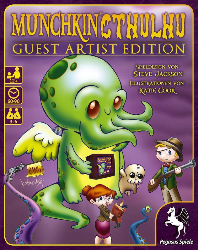 Pegasus - Munchkin Cthulhu Guest Artist Edition...