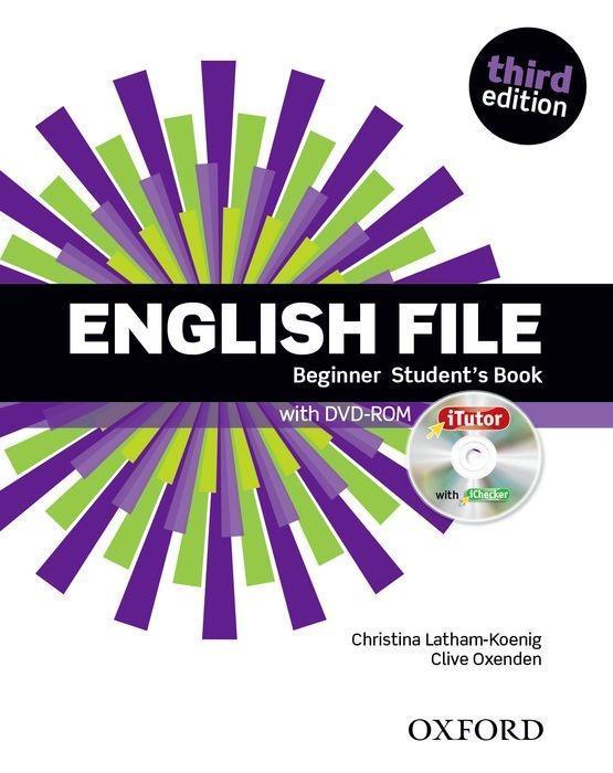 English File: Beginner. Student´s Book & iTutor...