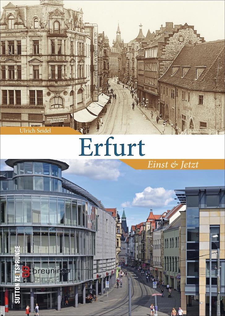 Erfurt als Buch von Ulrich Seidel