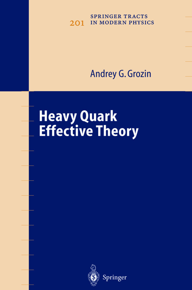 Heavy Quark Effective Theory als Buch