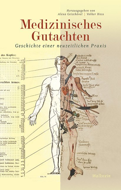 Medizinisches Gutachten als Buch von