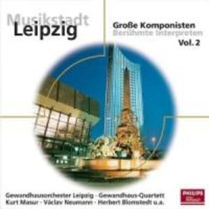Musikstadt Leipzig Vol.2 als CD