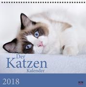 Der Katzenkalender 2018