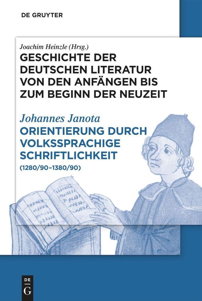 Orientierung durch volkssprachige Schriftlichkeit als Buch