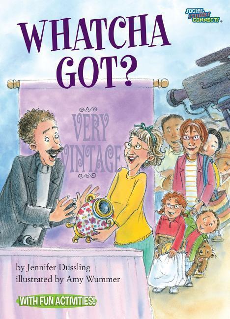 Whatcha Got? als Taschenbuch
