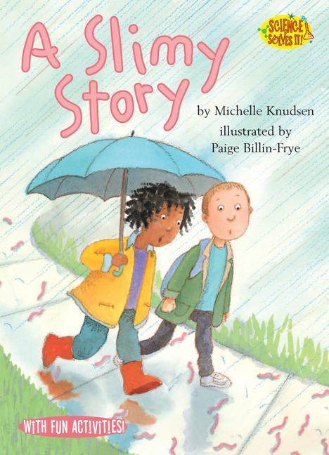 A Slimy Story als Taschenbuch