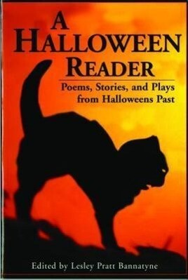 A Halloween Reader: Poems, Stories, and Plays from Halloween Past als Taschenbuch