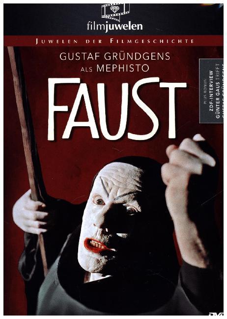 Faust als DVD