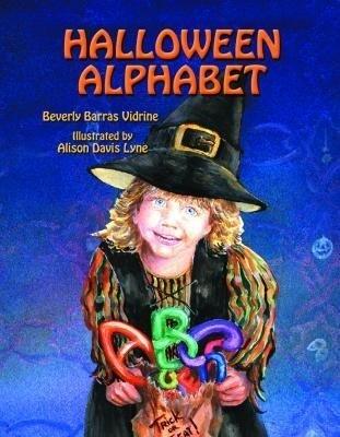 Halloween Alphabet als Taschenbuch