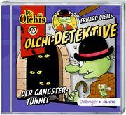 Olchi-Detektive 20 Der Gangster-Tunnel (CD)