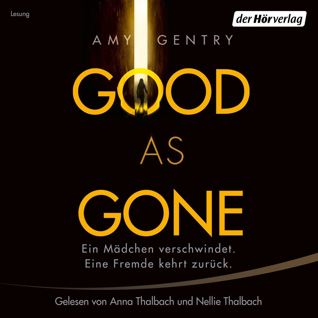 Good as Gone als Hörbuch Download