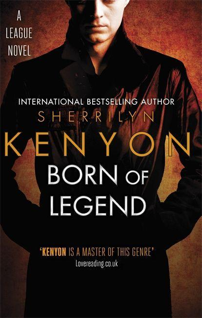 Born of Legend als Buch von Sherrilyn Kenyon