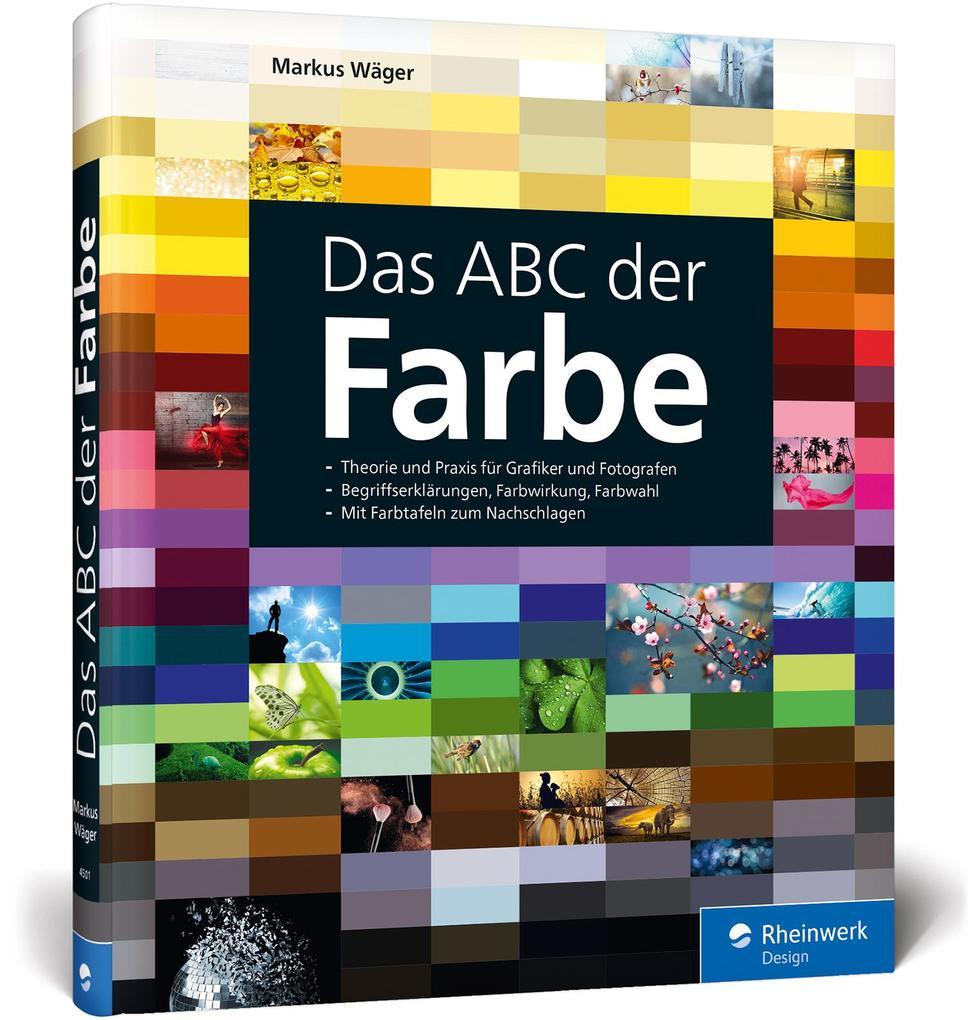 Das ABC der Farbe als Buch