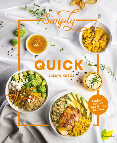 Simply Quick als Buch