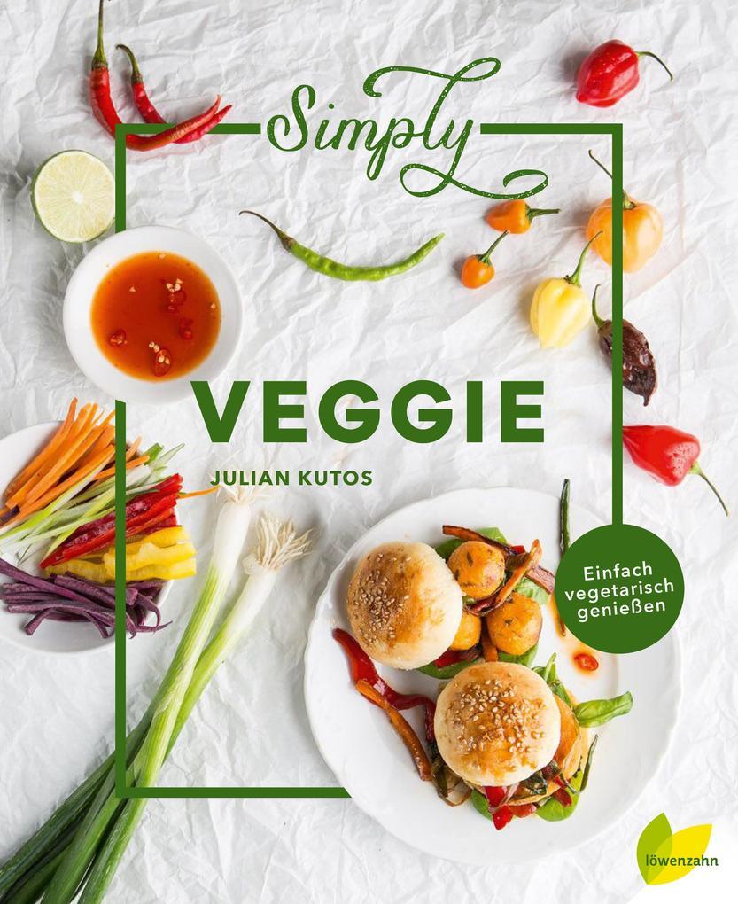 Simply Veggie als Buch