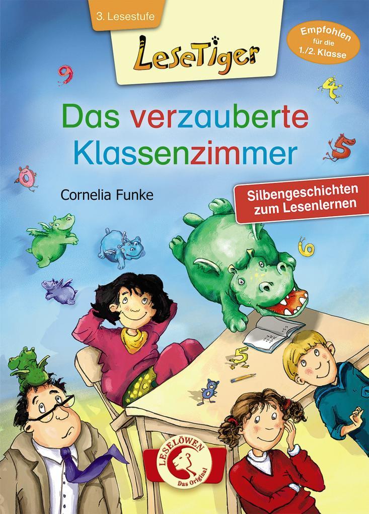 Lesetiger - Das verzauberte Klassenzimmer als B...
