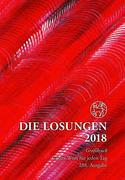 Die Losungen für Deutschland 2018 Geschenkausgabe Großdruck
