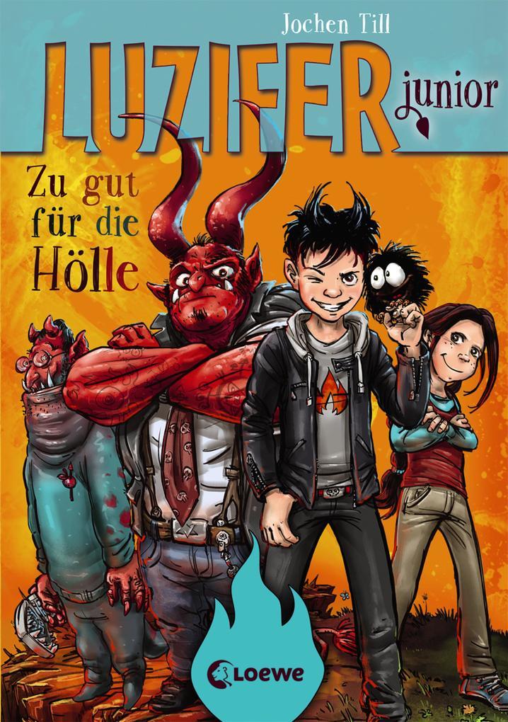 Luzifer junior - Zu gut für die Hölle als Buch