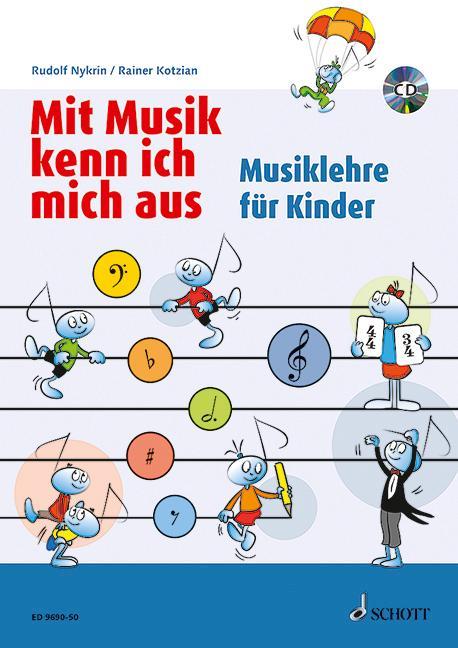 Mit Musik kenn ich mich aus als Buch von Rudolf...
