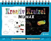 Kreativ-Kratzel MIX MAX - Fahrzeuge