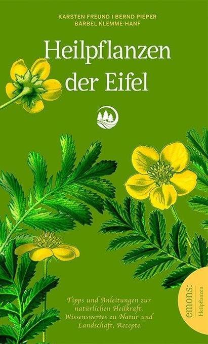 Heilpflanzen der Eifel als Taschenbuch von Bern...