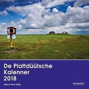 De Plattdüütsche Kalenner 2018