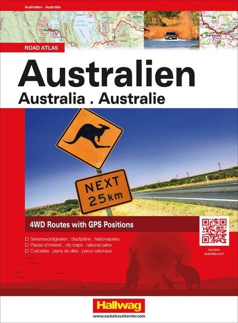 Australien Straßenatlas als Buch von