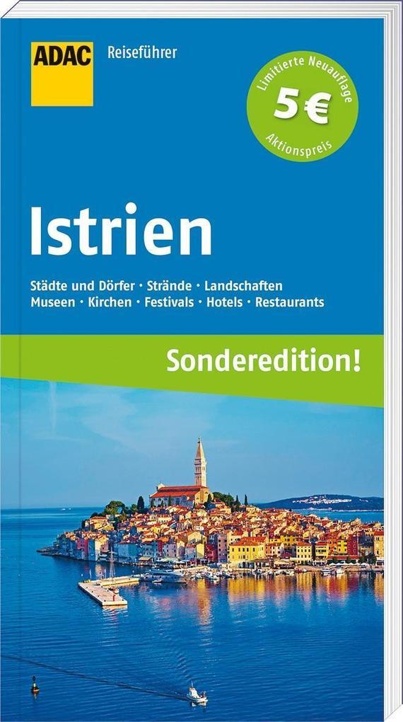 ADAC Reiseführer Istrien und Kvarner Bucht (Sonderedition) als Buch