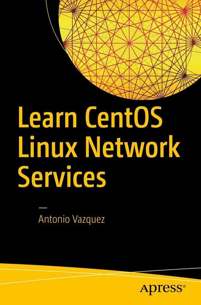Learn CentOS Linux Network Services als eBook D...