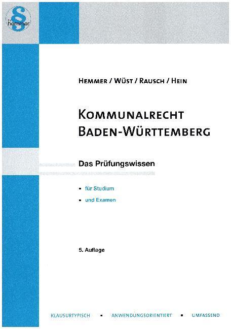 Kommunalrecht Baden-Württemberg als Buch von Ka...